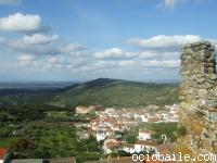 web_124. Montánchez desde el castillo