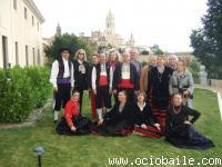 San Frutos 2012 018. Ociobaile. Bailes de Salón y Zumba ®. Segovia