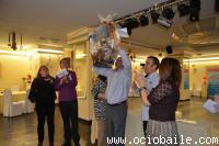 Cena de Navidad 2013 Ociobaile. Bailes de Salón y Zumba ®. Segovia 138