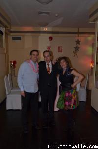 10. Nochevieja anticipada 2013 Ociobaile. Bailes de Salón y Zumba ® BOKWA.