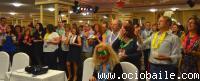 123. Nochevieja anticipada 2013 Bailes de Salón, Zumba ® y BOKWA en Segovia