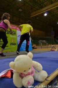 71. Zumba®  Segovia - Master Class 04-01-14 Bailes de Salón, Zumba ® BOKWA
