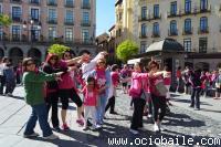 OCIOBAILE BAILES DE SALÓN Y ZUMBA ®  SEGOVIA . Marcha Mujer 2014 024