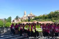 OCIOBAILE BAILES DE SALÓN Y ZUMBA ®  SEGOVIA . Marcha Mujer 2014 075