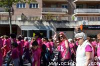 OCIOBAILE BAILES DE SALÓN Y ZUMBA ®  SEGOVIA . Marcha Mujer 2014 089