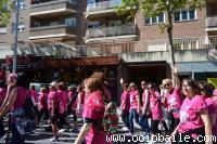 OCIOBAILE BAILES DE SALÓN Y ZUMBA ®  SEGOVIA . Marcha Mujer 2014 091