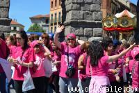OCIOBAILE BAILES DE SALÓN Y ZUMBA ®  SEGOVIA . Marcha Mujer 2014 126