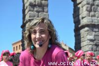 OCIOBAILE BAILES DE SALÓN Y ZUMBA ®  SEGOVIA . Marcha Mujer 2014 134