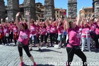 OCIOBAILE BAILES DE SALÓN Y ZUMBA ®  SEGOVIA . Marcha Mujer 2014 170