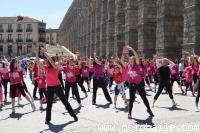 OCIOBAILE BAILES DE SALÓN Y ZUMBA ®  SEGOVIA . Marcha Mujer 2014 232