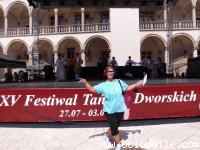 Viaje Polonia 2014. Ociobaile. Bailes de Salón Zumba®. Segovia 180