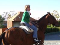 63. Yo voy a caballo que tardo menos, Mariano