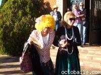 84. Y la Duquesa de Alba, llegó para presidir el festejo