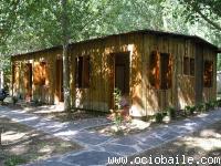30. Pirineos. Habitaciones en el campamento. Esterri D´aneu