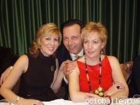 28. Alfredo con Encarna y Carmen