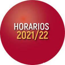 Nuevos horarios 2021-22