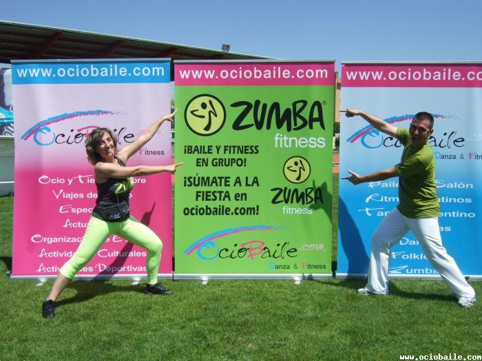 Zumba® OcioBaile Segovia 2 Zumba Segovia